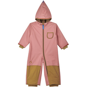 Finkid Pikku Winter Overall Boys rose/cinnamon
